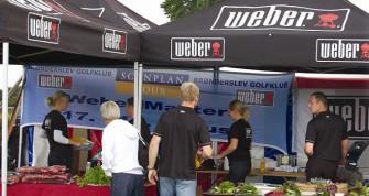 Weber StandUp telte